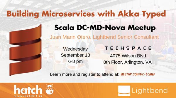 Building Microservices - Scala Meetup
