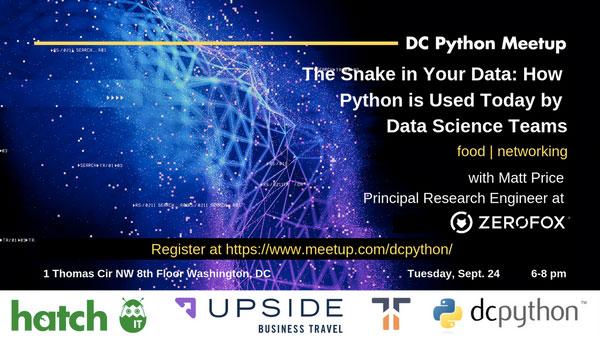 DC Python Meetup