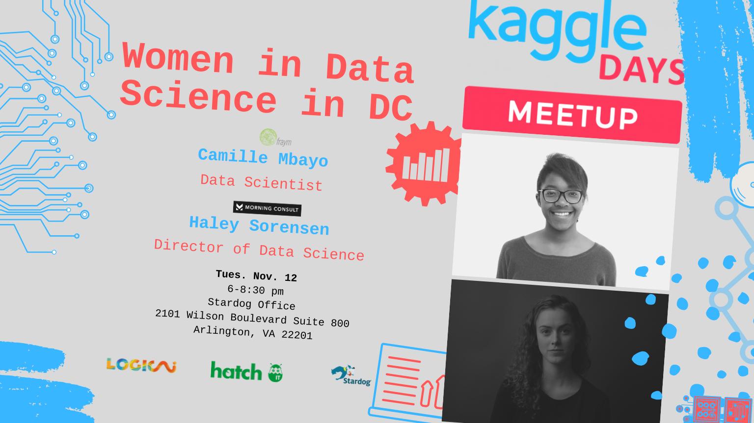 Women in Data Science in DC